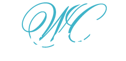 We Care Logo White